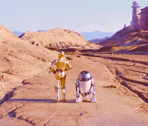 Watch and share C3po GIFs on Gfycat