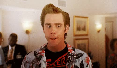 Watch and share Jim Carrey GIFs on Gfycat