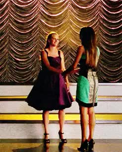 Watch and share Brittany Pierce Gif GIFs and Brittana Engagement GIFs on Gfycat