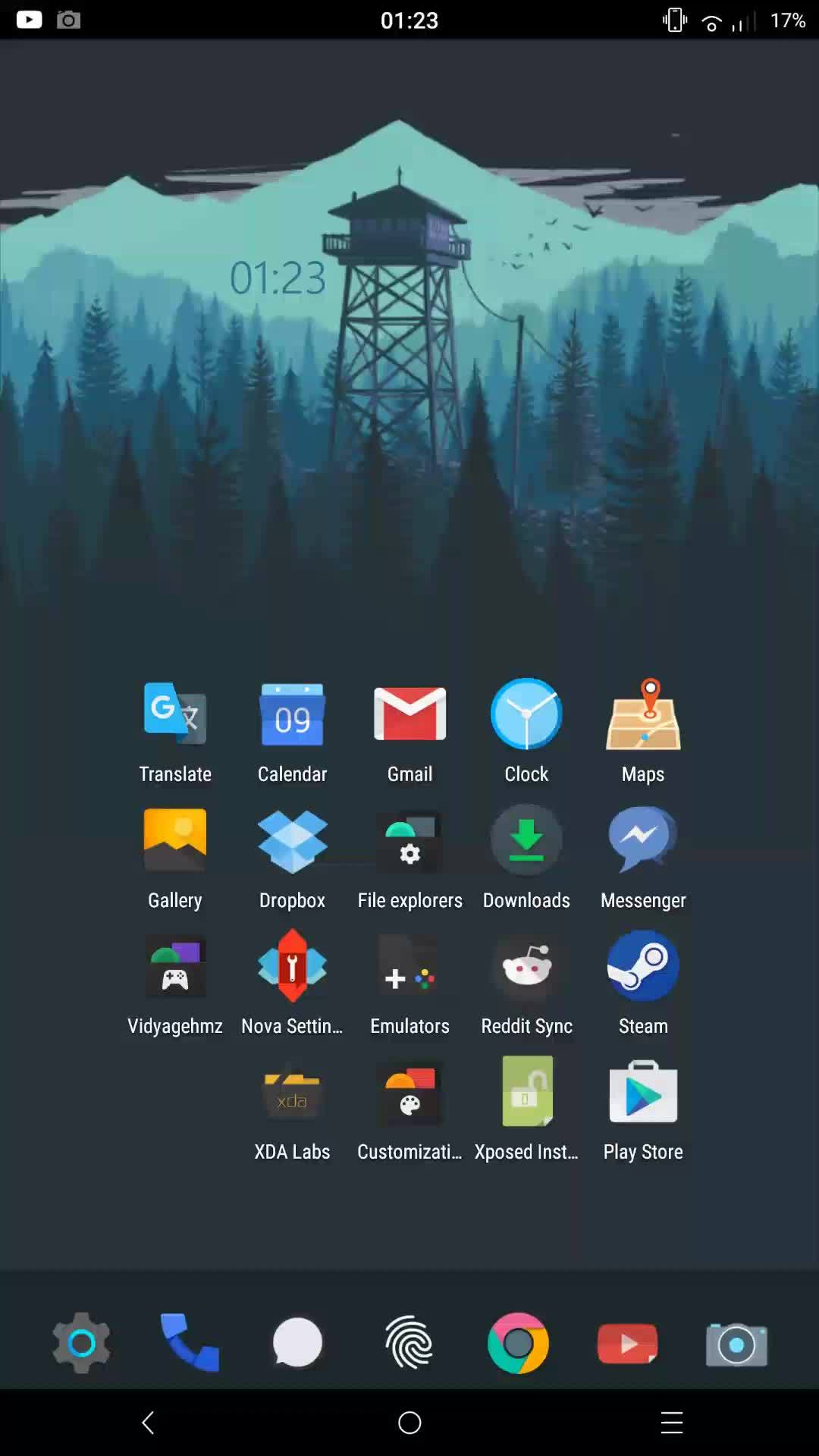 Firewatch Android WP GIFs