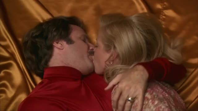Watch this anchorman GIF by Pakalu Papito (@entfanatic) on Gfycat. Discover more anchorman, christina applegate, kiss, pleasure, pleasure town, ron burguny, sex, sexual intercourse, veronica corningstone, will ferrell GIFs on Gfycat