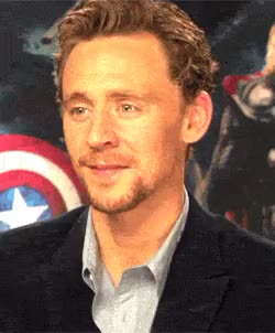 Watch and share Tom Hiddleston Gif GIFs and Appreciation Post GIFs on Gfycat