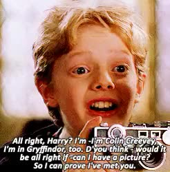 Watch and share Chamber Of Secrets GIFs and My Small Child GIFs on Gfycat