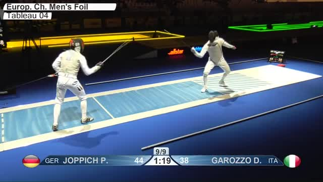 Watch and share Fencing Vision GIFs and Fechten GIFs by Stuff on Gfycat
