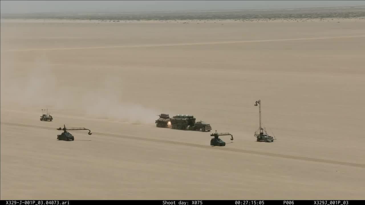 BeAmazed, beamazed, Mad Max : Fury Road Practical Effect. (reddit) GIFs
