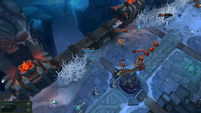 Watch and share GReedy Malphite GIFs by Meow Con on Gfycat