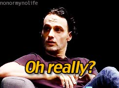 Watch and share Andrew Lincoln GIFs and Isthatso GIFs by Reactions on Gfycat