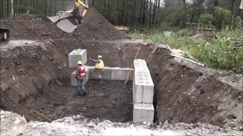 ScienceGIFs, gifs, Constructing a Tunnel GIFs