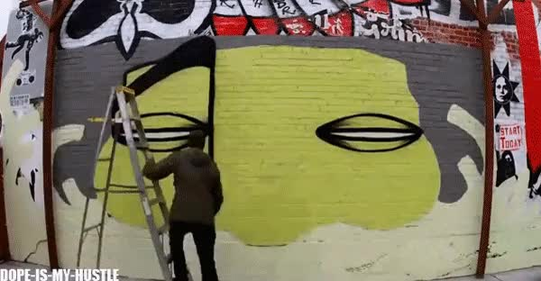 Watch Graffiti Art GIF on Gfycat. Discover more related GIFs on Gfycat