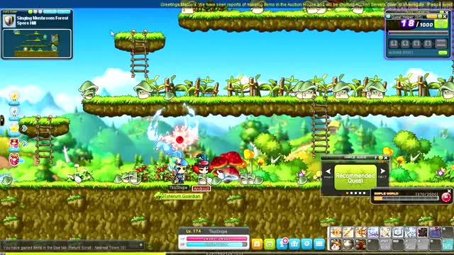 Watch and share MapleStory 2019-08-29 19-05-25 GIFs on Gfycat