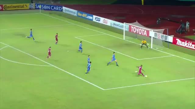 Watch and share U19 Qatar GIFs by Phong Mieu Nguyen on Gfycat