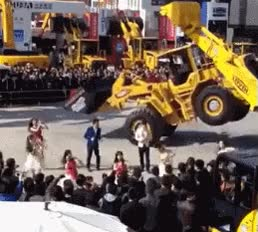 Watch and share Tractor GIFs by metal_daze on Gfycat