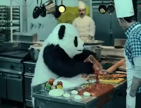 Watch and share Panda GIFs and Mean GIFs on Gfycat