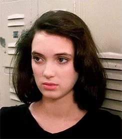 Watch and share Film Winona Ryder Ms Heathers Veronica Sawyer I Cant Color GIFs on Gfycat