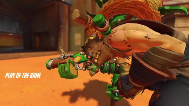 Watch Junkrat GIF by @thetruefury on Gfycat. Discover more overwatch, potg GIFs on Gfycat