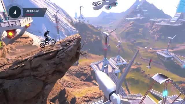 Watch and share Trials Fusion™_20170817182401 GIFs on Gfycat