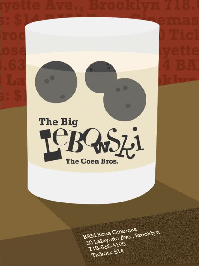 Watch and share Lebowski Edit2 GIFs by Mark Hoffman on Gfycat