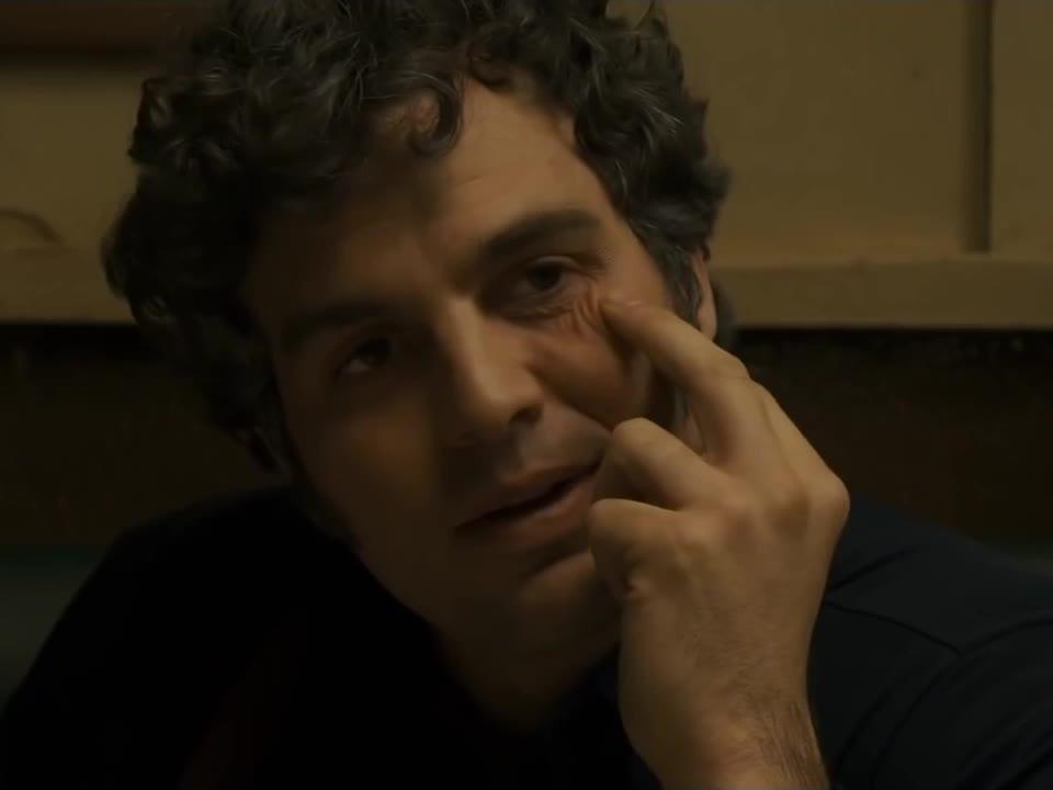 David Fincher, Mark Ruffalo, You mean that?, You serious?, Zodiac, celebs, Zodiac - Is that true GIFs