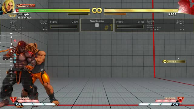 Watch Most Useless Ken Corner Combo GIF by Ping (@admiralkettch) on Gfycat. Discover more StreetFighter GIFs on Gfycat
