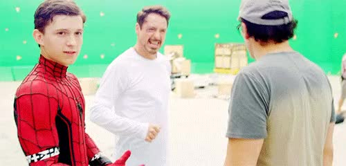 Watch and share Avengers Bts Robert Downey Favim Com GIFs on Gfycat