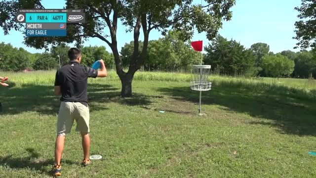 Watch 2016 PDGA Pro Worlds Round 1 | McBeth,Bowers,Holmes,Ellis GIF on Gfycat. Discover more disc, disc golf, golf GIFs on Gfycat