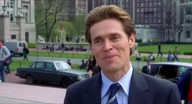 Watch and share Willem Dafoe GIFs on Gfycat