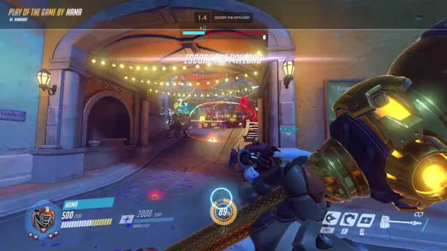 Watch and share Highlight GIFs and Overwatch GIFs by hamatime on Gfycat