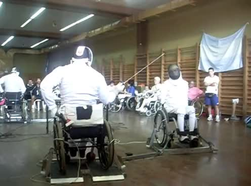 fencing, wheelchair, fencing wheelchair GIFs