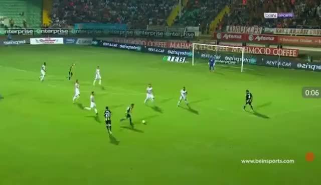 Watch and share Alanyaspor-Fenerbahce Maçı Valbuena Nın Şutu GIFs on Gfycat