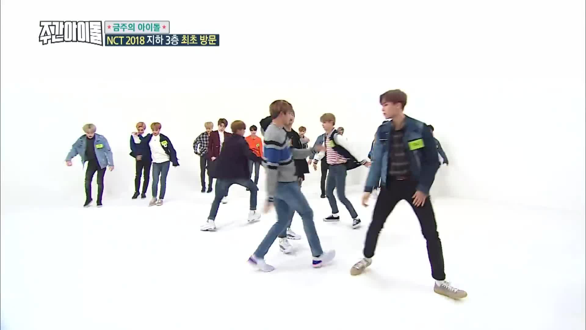 Netizen Hàn choáng ngợp trước màn đổ bộ lần đầu của 18 trai đẹp NCT