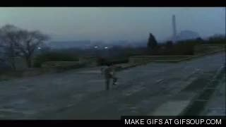 Watch and share Rocky Steps GIFs on Gfycat