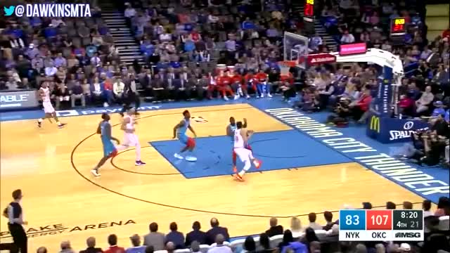 Watch and share New York Knicks GIFs and Basketball GIFs on Gfycat