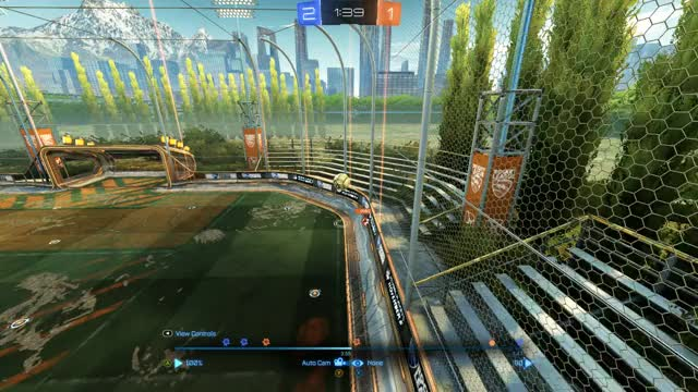 Watch and share Rocket League GIFs by ovro_plays on Gfycat