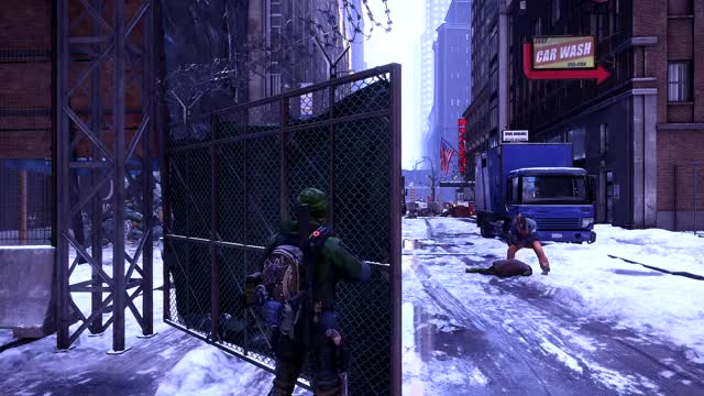 Watch and share Thedivision GIFs by Smoke-away on Gfycat