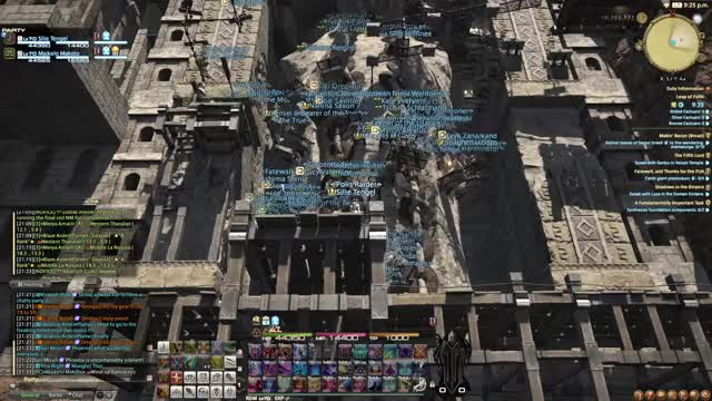 Watch FFXIV Jumps GIF by maksst on Gfycat. Discover more related GIFs on Gfycat