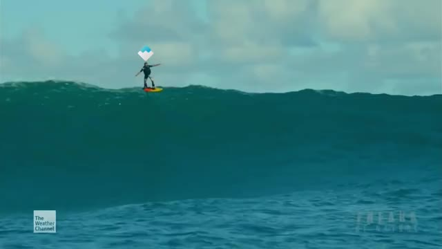 Watch Big Wave Surfing famous surfer Laird Hamilton 80-100 Feet GIF by @botzeus on Gfycat. Discover more related GIFs on Gfycat