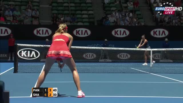 Watch Maria Sharapova Australian Open 2015 GIF by @digichalk on Gfycat. Discover more Maria Sharapova, Sports, hot GIFs on Gfycat