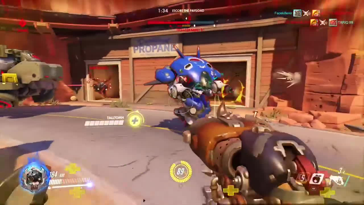 Winston Play of the Game