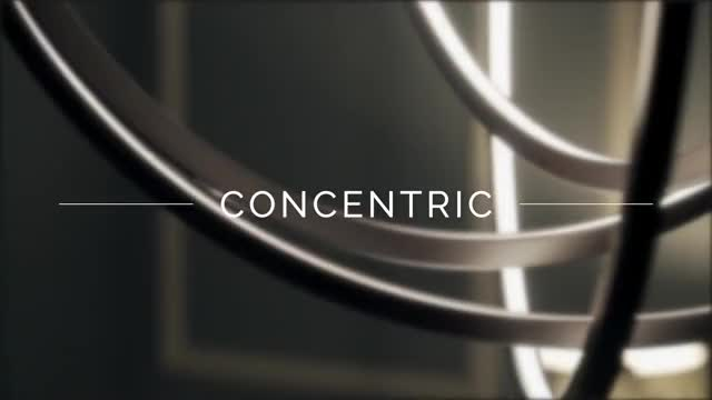 Watch The Concentric Collection by ET2 Contemporary Lighting GIF on Gfycat. Discover more architect, art, chandelier, contemporary, cool, decorating, design, furniture, home, lighting, pendant GIFs on Gfycat