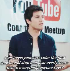 Watch OFFENSIVE GIF on Gfycat. Discover more **, **gifs, **new, 1k, anthony padilla, smosh, smoshedit, y: anthony GIFs on Gfycat