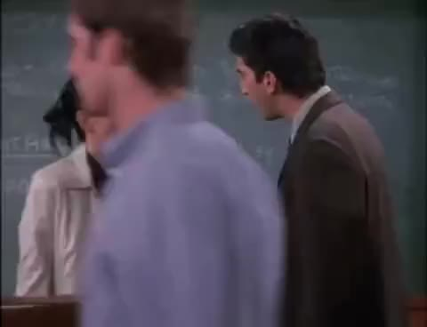 Watch and share Monicas Fake Accent GIFs on Gfycat