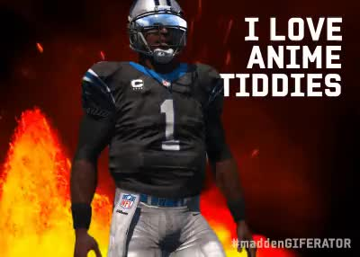 Watch and share Madden Anime Tiddies GIFs on Gfycat