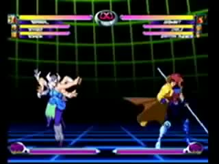 Watch and share Capcom GIFs and Marvel GIFs by Infil on Gfycat