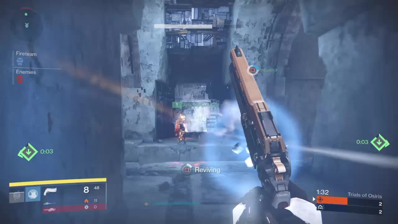 crucibleplaybook, gaming, Does Trials w/ Viewers - Oddshot GIFs