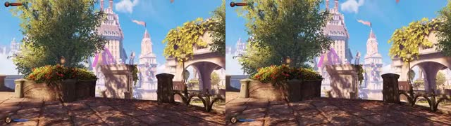 Watch and share Bioshock_30_60_fps GIFs on Gfycat