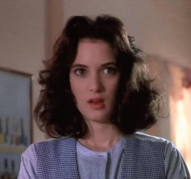 Watch this wtf GIF by sannahparker on Gfycat. Discover more confused, heathers, huh, veronica, veronica sawyer, what, winona ryder, wtf GIFs on Gfycat