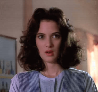 confused, heathers, huh, veronica, veronica sawyer, what, winona ryder, wtf, Heathers Veronica WTF GIFs