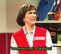 Watch and share Saturday Night Live GIFs and Kristen Wiig GIFs on Gfycat