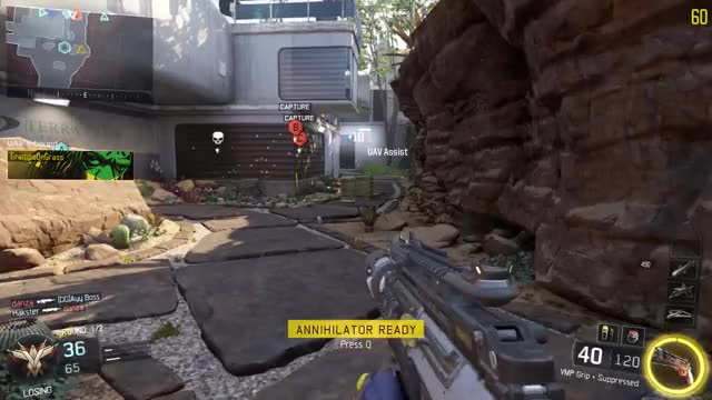 Watch Black Ops 3 - First Shot with Annihilator GIF by @grampsongrass on Gfycat. Discover more blackops3 GIFs on Gfycat