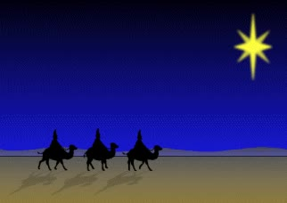 Watch and share Gif De Los Tres Reyes Magos Caminando A Belem GIFs on Gfycat